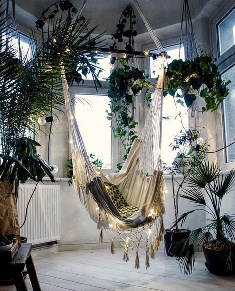 A space of relaxation like this in your life