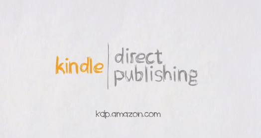 Amazon kindle direct publishing illustrasjon