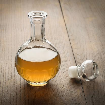 filtered apple cider vinegar