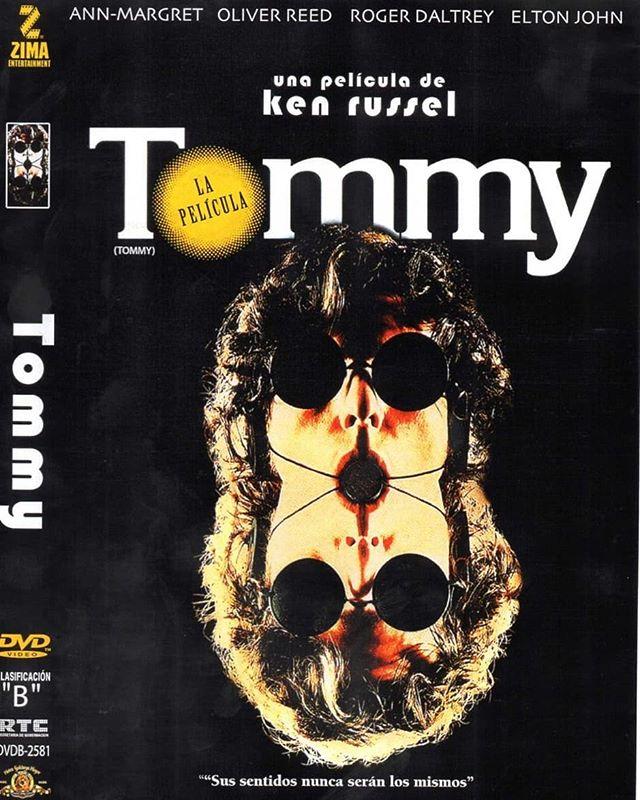 Tommy (1975, Ken Rusell)