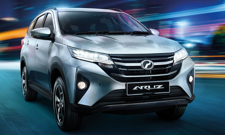 The Most Comprehensive Information about the New Perodua Aruz SUV