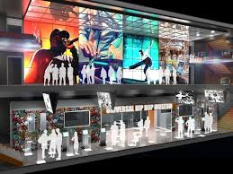 See Renderings of the Universal Hip Hop Museum's Design Plans for Its  Building and an 18-Wheeler Truck - Bloomberg