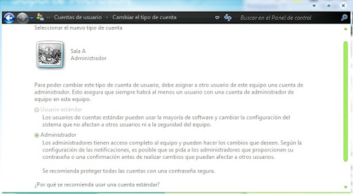 como crear usuarios en windows 7