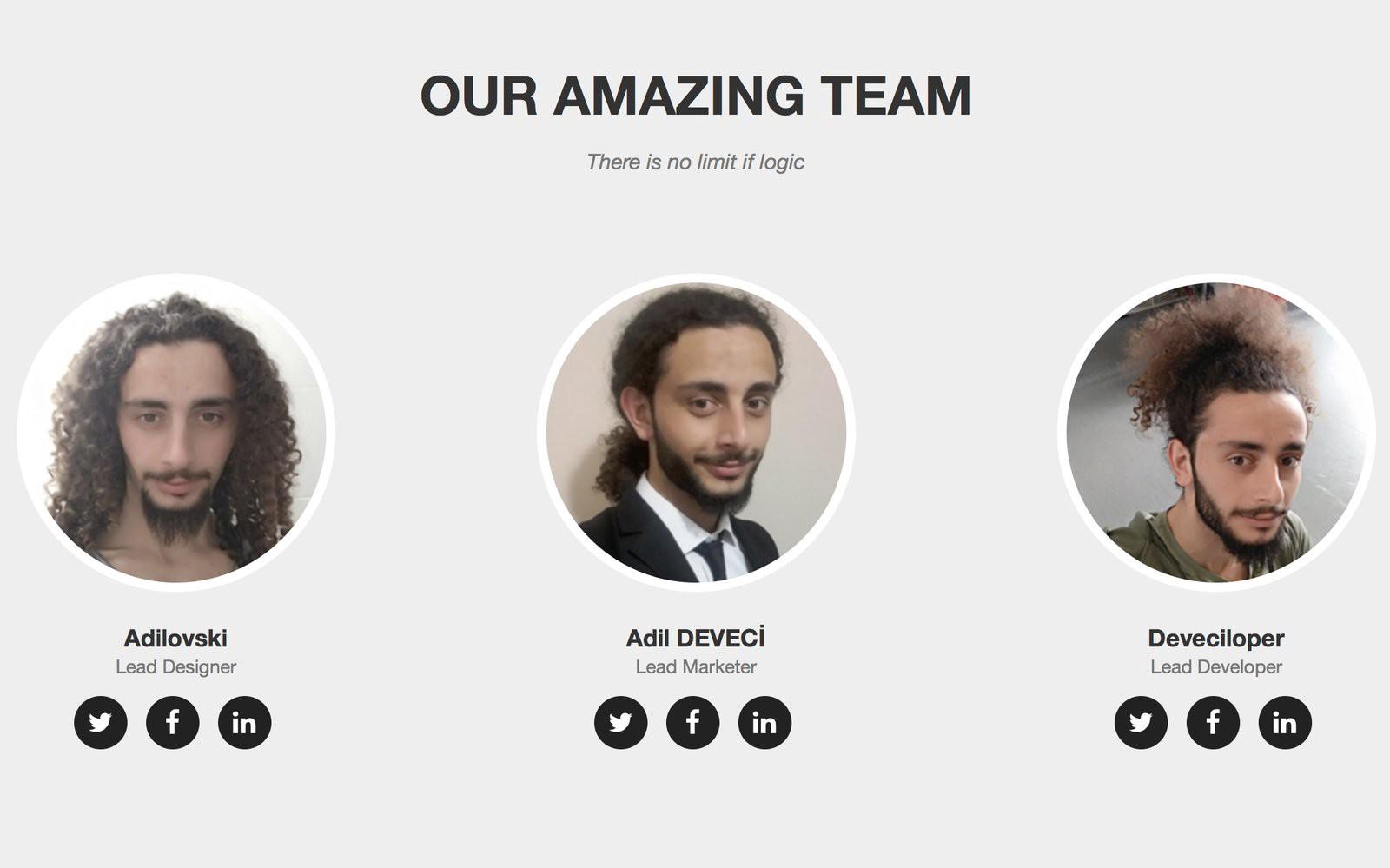 amazing software development team