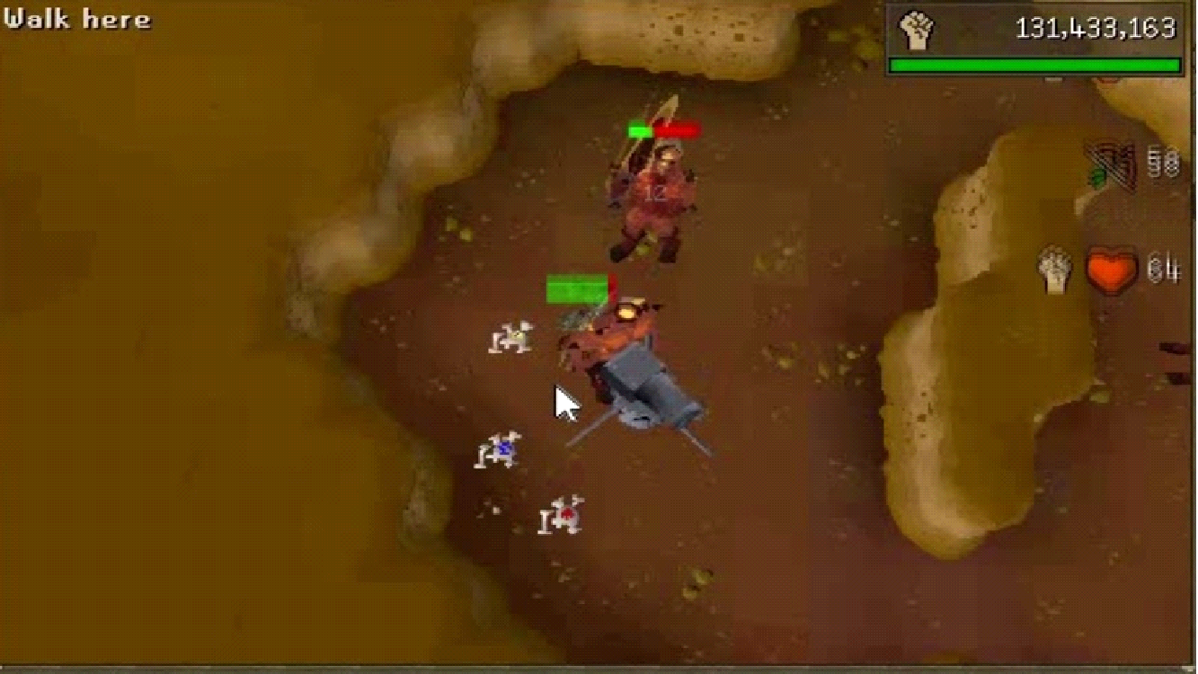 fire giants osrs