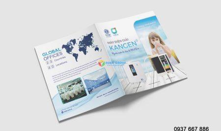 Catalogue một phần quan trọng trong bộ nhận diện thương hiệu