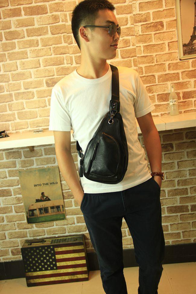 Túi đeo chéo nam phong cách và sành điệu 4