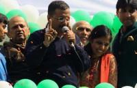 arvind kejriwal, arvind kejriwal cm, kejriwal cm, aap victory, aam aadmi party, aap win delhi assembly polls, delhi elections, delhi win, congress, bjp, kiran bedi, narendra modi, aicc