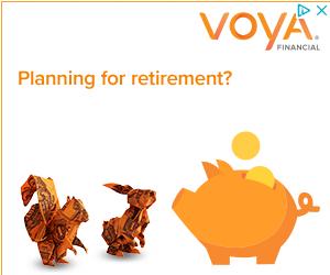 Voya Financial Ad Example