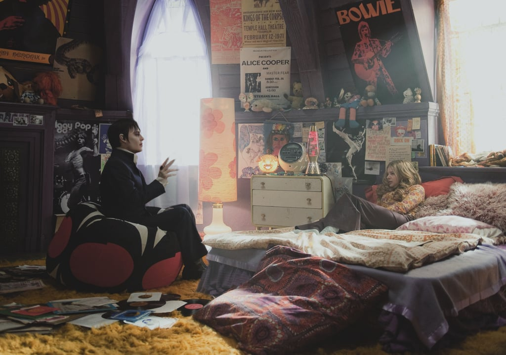 Chambre à coucher dans Dark Shadows