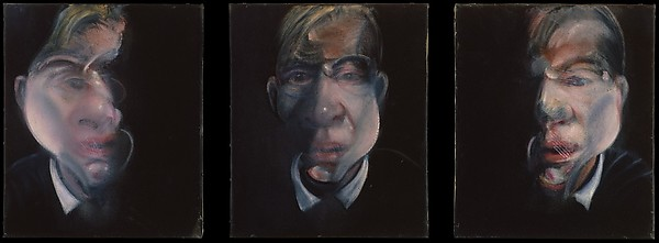 Francis Bacon (1909–1992) - Three Studies for a Self-Portrait - 1979–80
