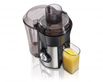 The Big Mouth® Pro Juice Extractor makes easy work of juicing fruits for the perfect fresh fruit juice mimosa every time. Cleanup is quick with dishwasher-safe removable parts.