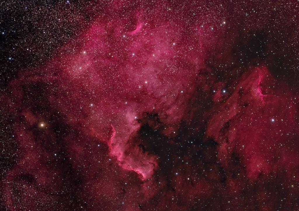 NGC 7000 & IC 5070