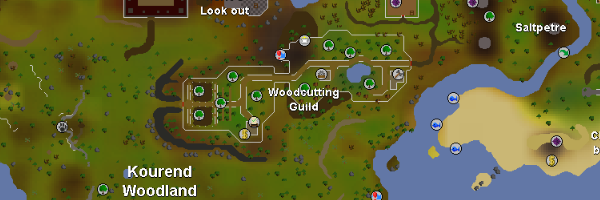 OSRS Woodcutting guide - Everything about woodcutting! | MMO