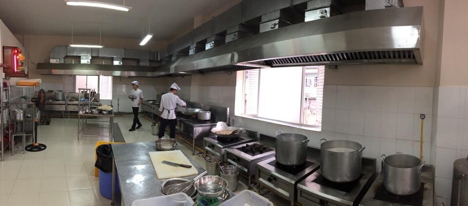 Kết quả hình ảnh cho bếp công nghiệp