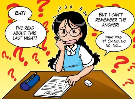 Image result for exam stress quotes