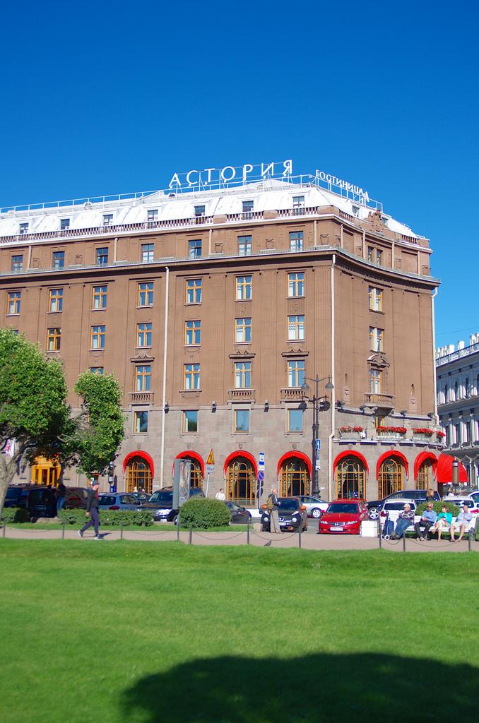 Гостиница Астория, Санкт-Петербург, Россия
