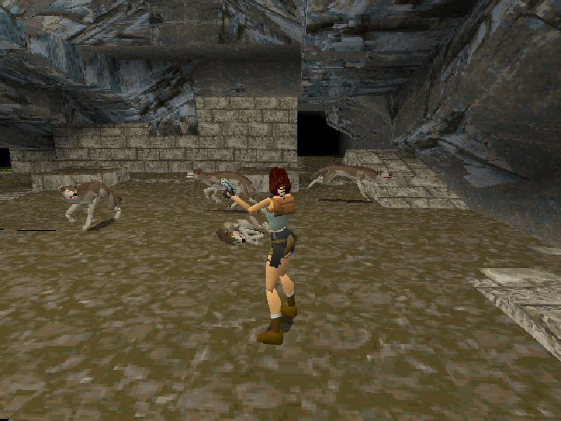 Image result for tomb raider 1 psx