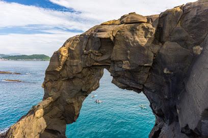 深澳象鼻岩 (Elephant Trunk Rock)