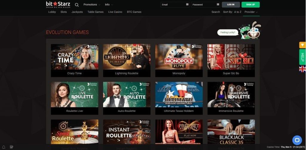 Bitstarz Live casino 1024x503 1