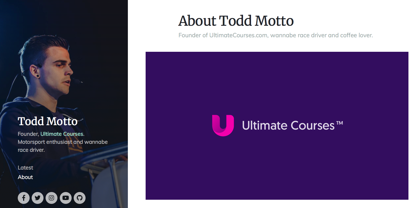 Top JavaScript Experts And Thought Leaders to Follow todd motto