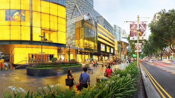 Trung tâm thương mại Orchard Road có gì, nên ăn gì và chơi gì?