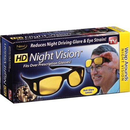 As Seen on TV Nightvision Wraparound Sunglasses