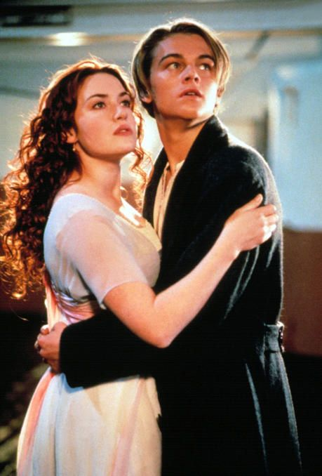 Titanic Movie - The detail that went into Titanic will never be surpassed! The costuming down to the machinery that ran the boat…unbelievable! And besides, everyone fell in love with Jack and Rose :):