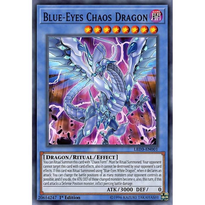 Bộ bài Blue-Eyes Chaos