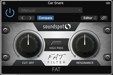 Adding effects to your snare drum