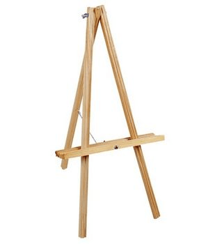 Easels: These will help you make some money.