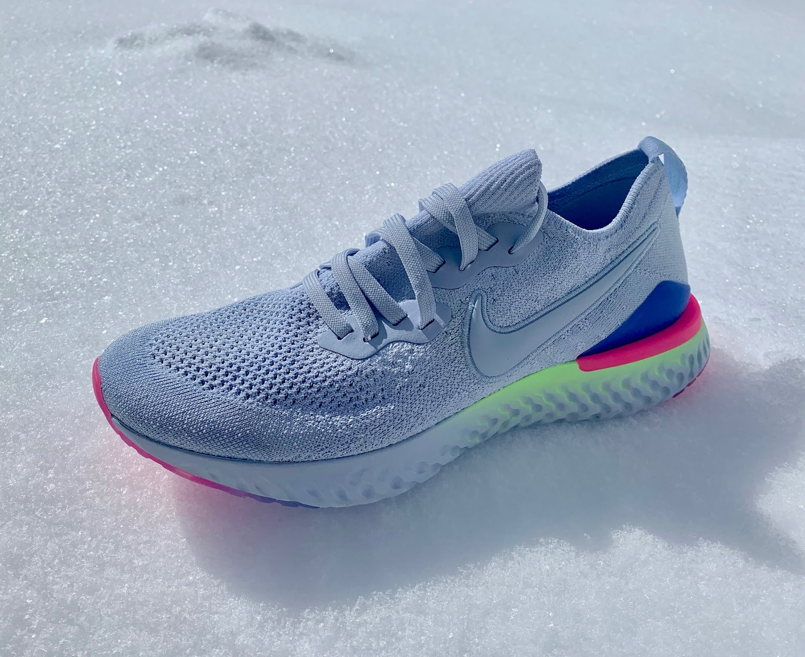 243e988326796 Road Trail Run  Nike Epic React Flyknit 2 Review  A Subtle yet ...