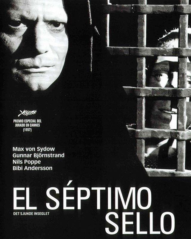 El séptimo sello (1957, Ingmar Bergman)