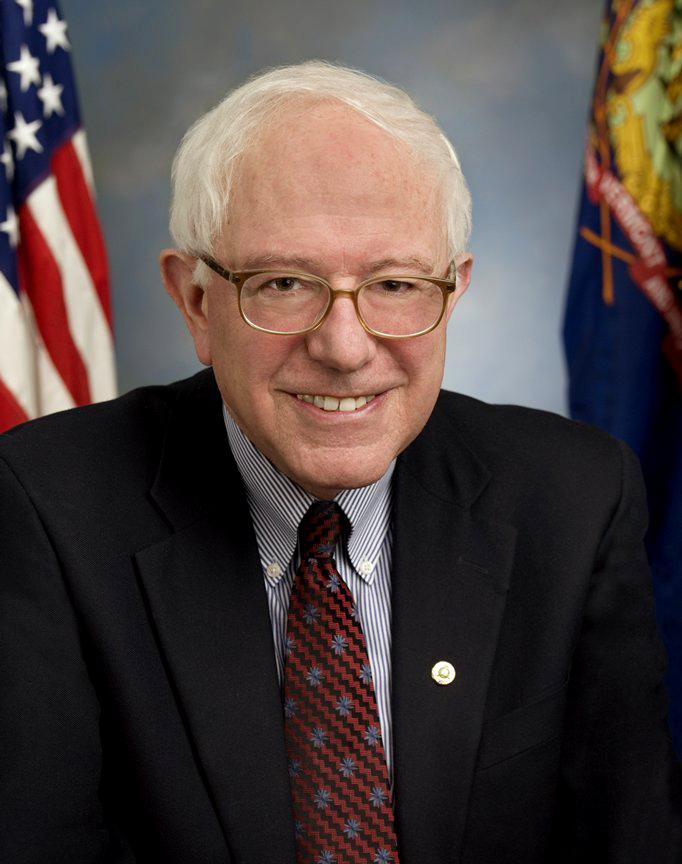 Capitol Hill dress code: Senator Sanders