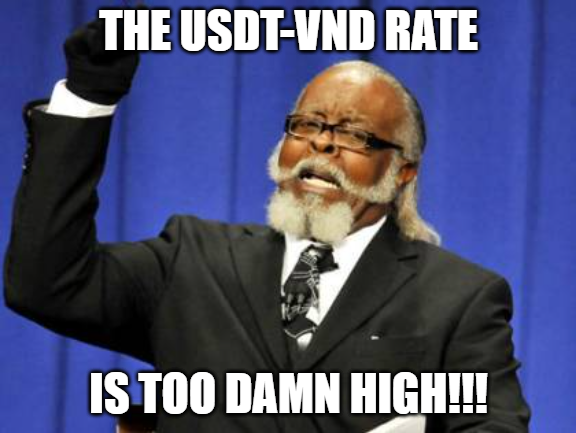 Newcomers to the crypto markets in Vietnam ain't pleased!