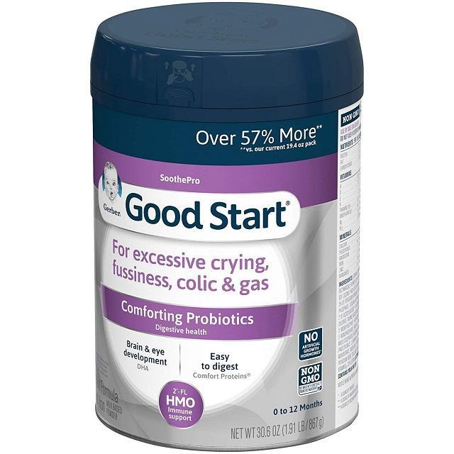 Sữa Gerber Good Start HMO Gentle Pro