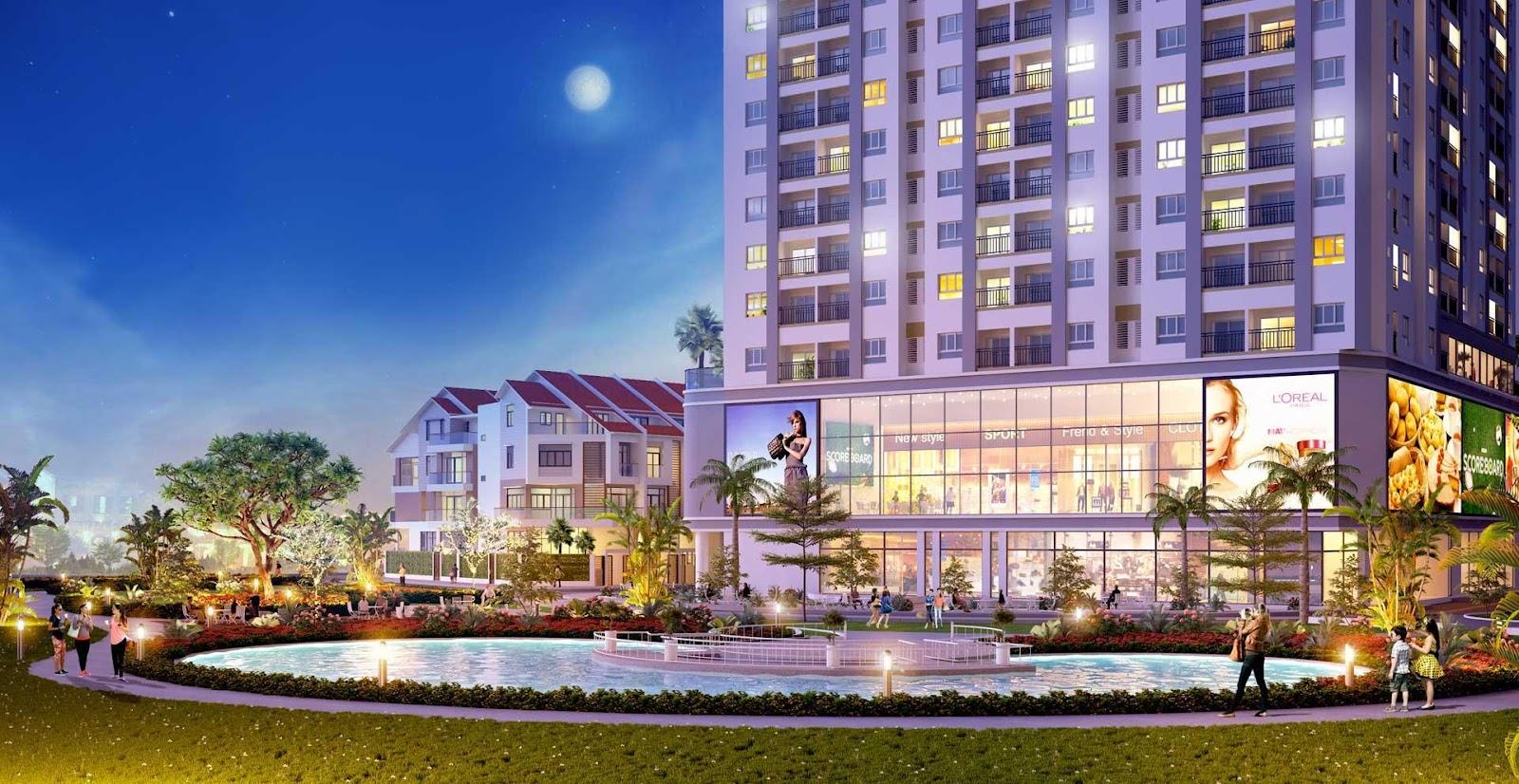 Giới thiệu dự án bất động sản Moonlight Residences