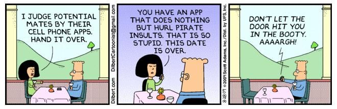 dilbert comic on hiring app developers
