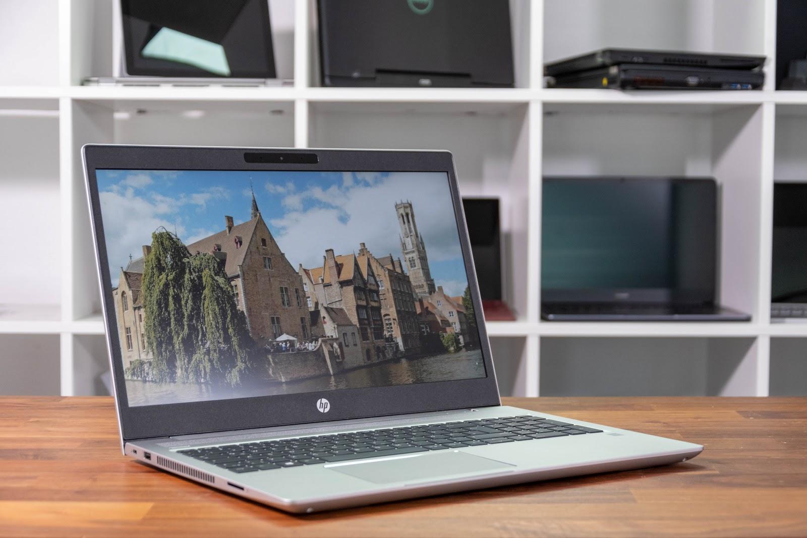 HP ProBook 455 G7 : Hiệu năng vượt trội, bảo mật cao, phù hợp cho doanh nghiệp