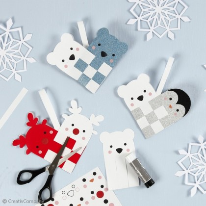 Suspensions polaires activités vacances de Noël
