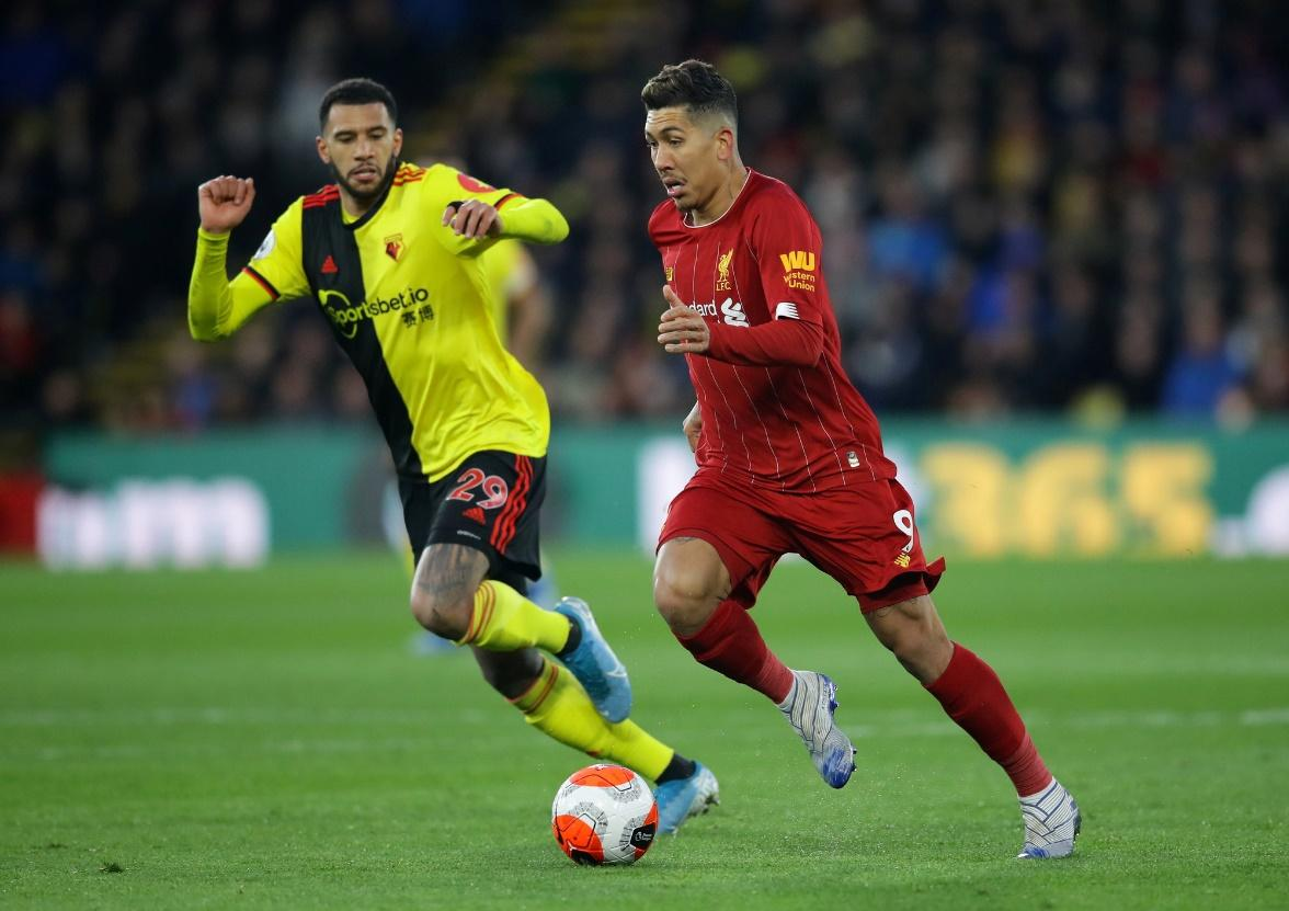 Watford đã đánh bại Liverpool 3-0 ở lần đối đầu gần nhất