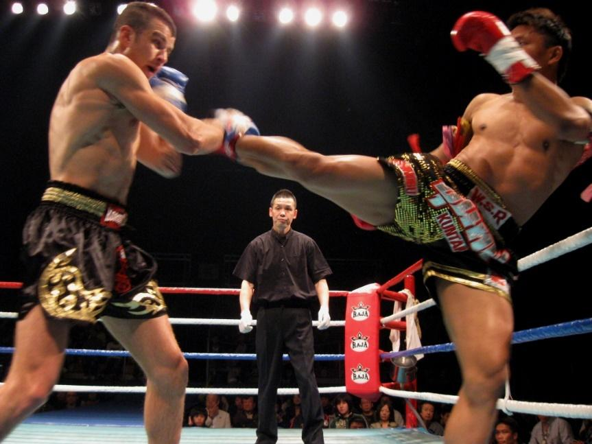 Image result for Muay Thai Fight