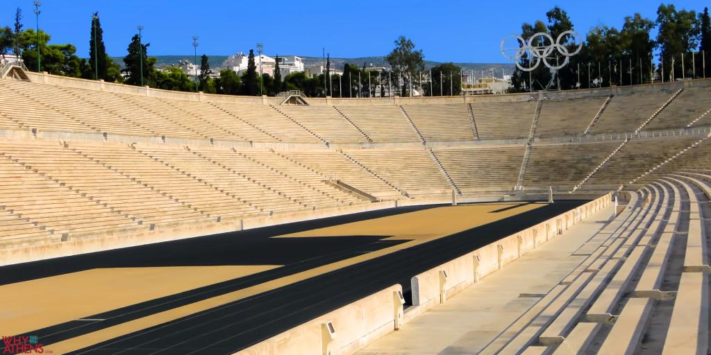 The All - Marble - Panathenaic Stadium