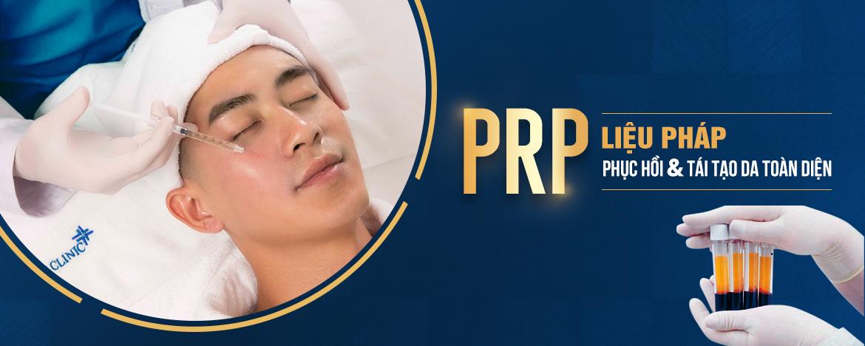 Điều trị sẹo rỗ bằng công nghệ Tái tạo da toàn diện PRP INJECTION