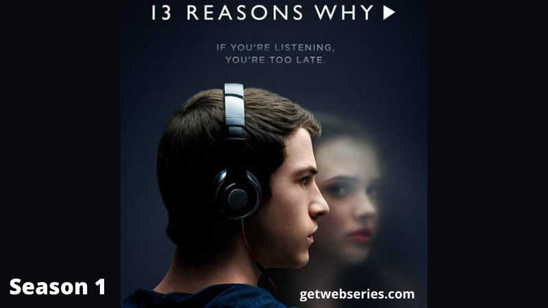 Index of 13 Reasons Why Season 1 most watched web series on Netflix