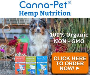 Organic Advanced Formula Canna-Biscuits – Hemp Dog Biscuits