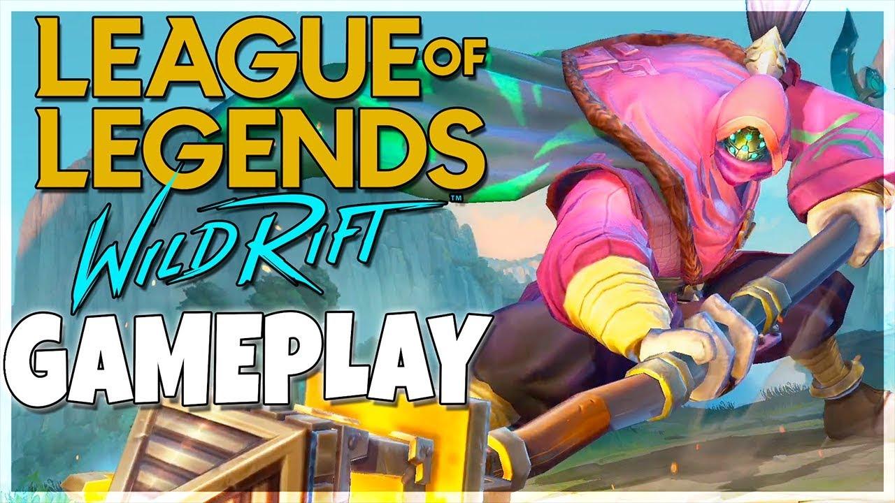 Link Download League of Legends Mobile Versi Beta Beredar ...