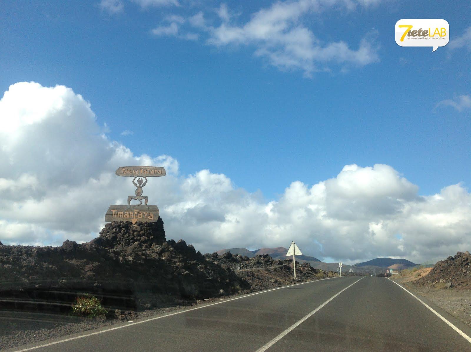 7ieteLAB español - Parque natural del Timanfaya