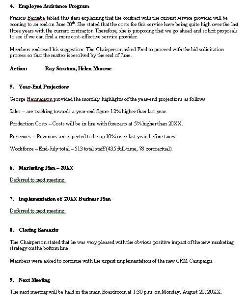 contoh-penggunaan-format-minutes-of-meeting
