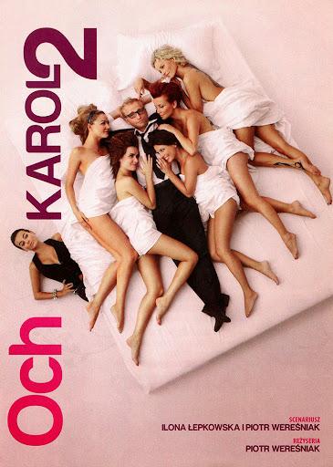 Przód ulotki filmu 'Och, Karol 2'